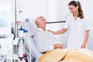 Trabajo enfermera Diálisis