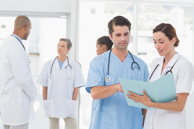 Médicos Alemania