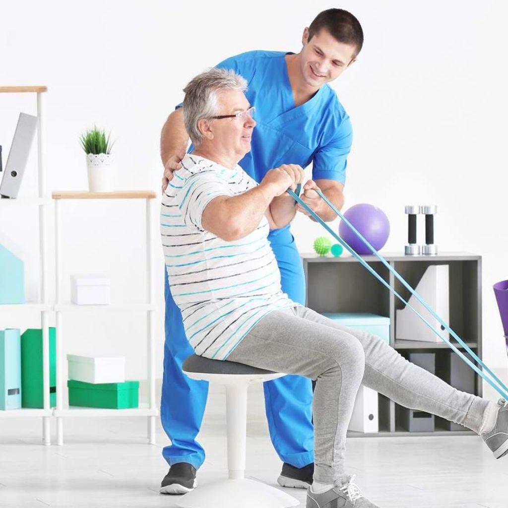 Fisioterapia en Suiza