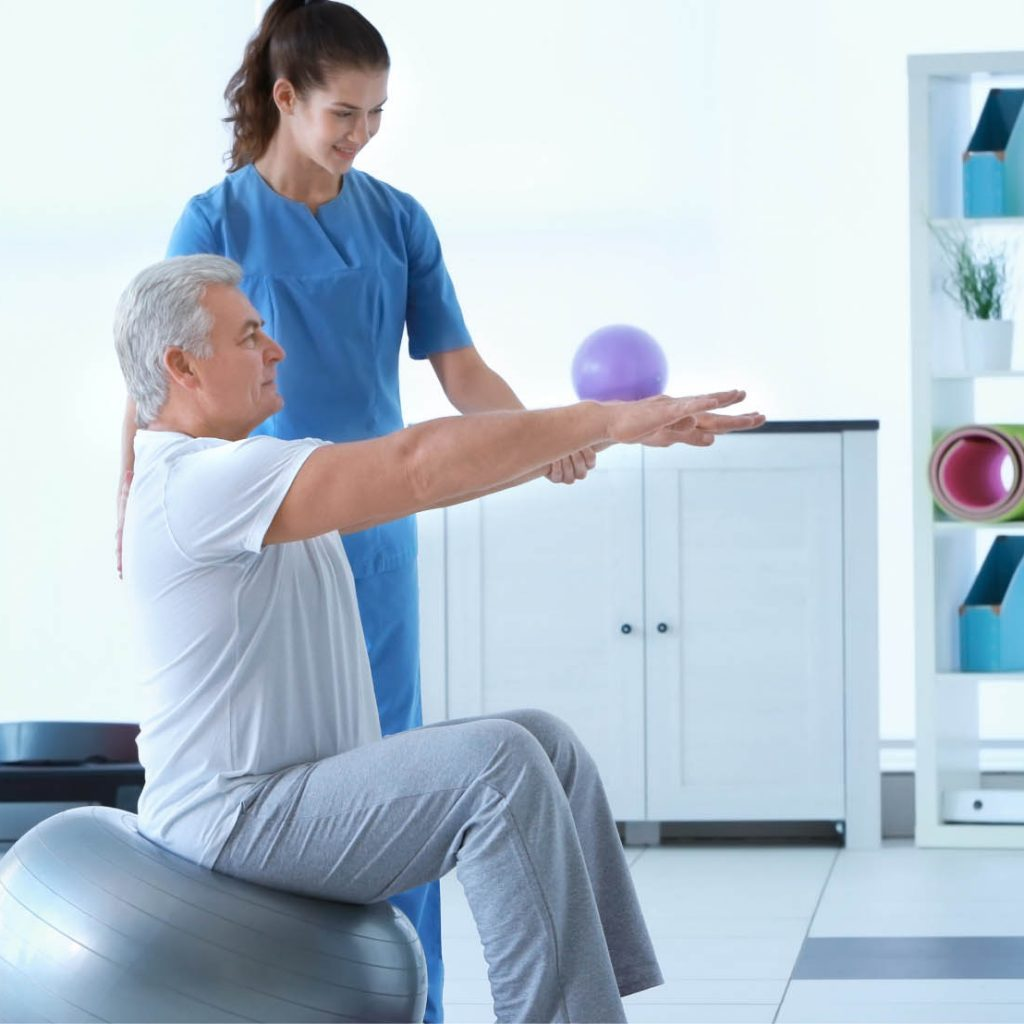 Fisioterapeuta en Suiza